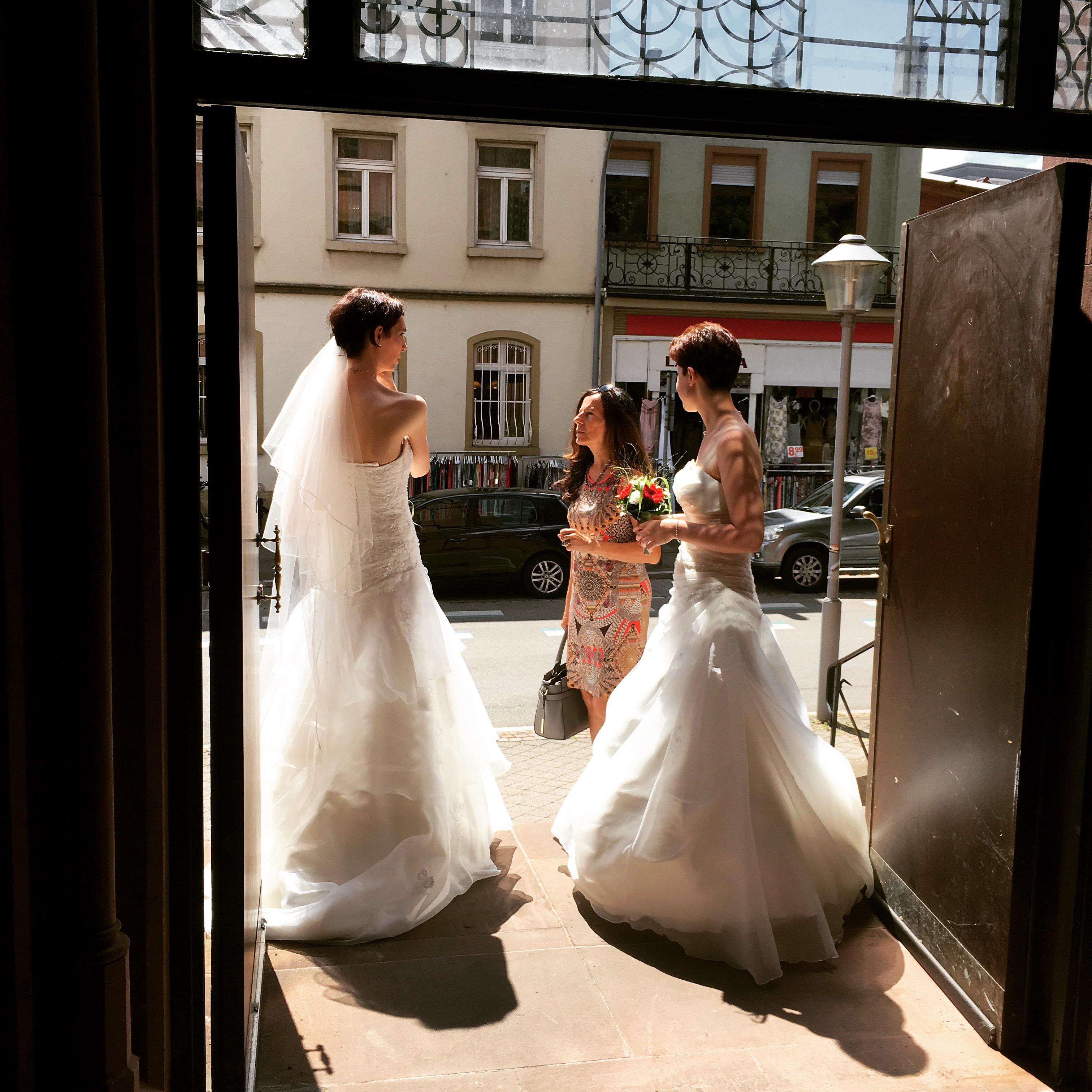 Kirchlich heiraten lesbisch