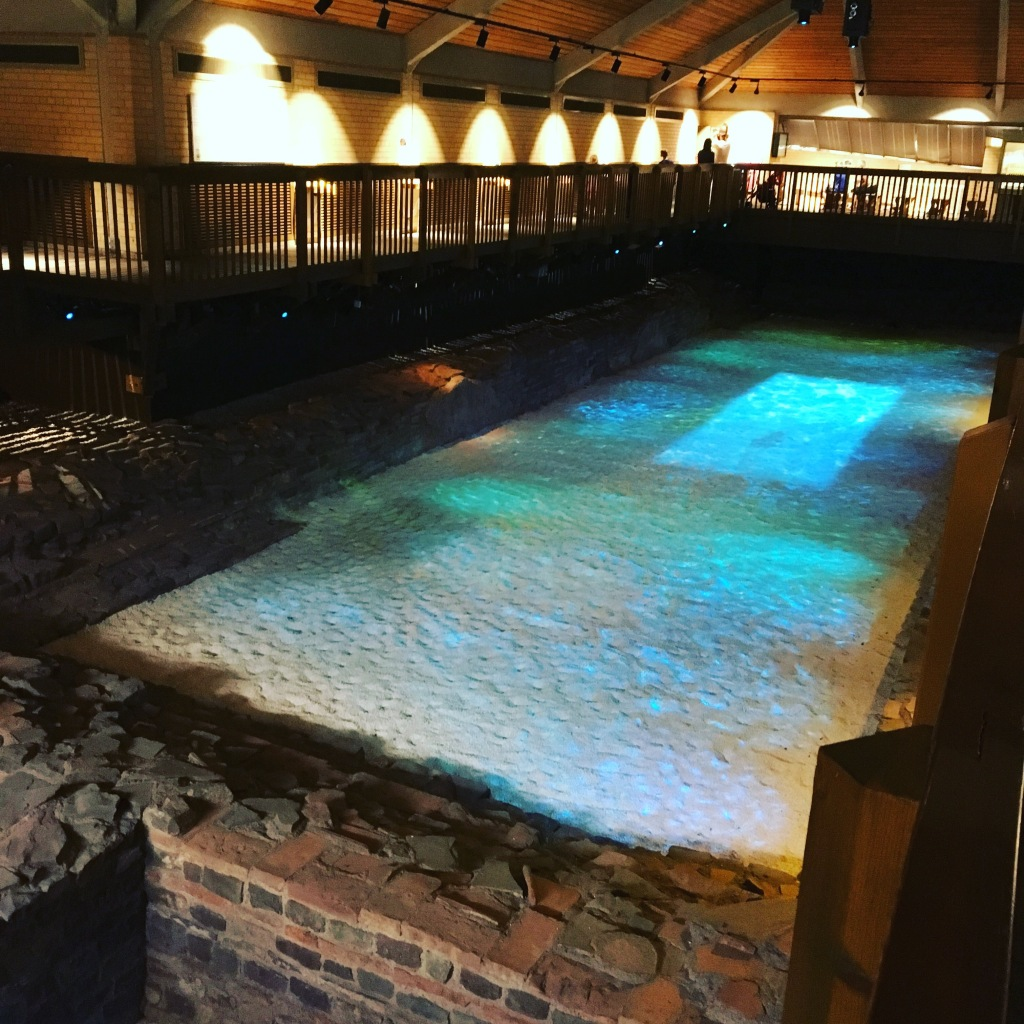 Caerleon Roman Baths