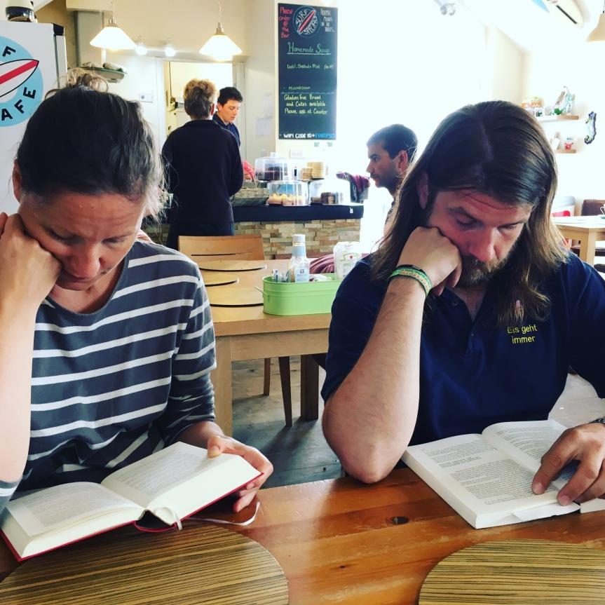 Die Lesenden